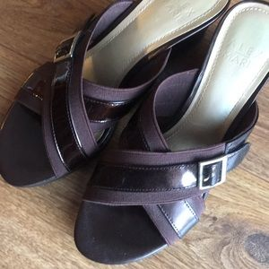 Alex Marie wedge sandals